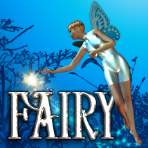 Fairy Poses by The Toyman 3D Figure Essentials TheToyman