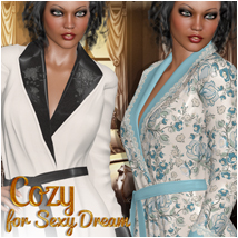 Cozy for Sexy Dream Clothing Atenais