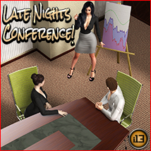 i13 Late Nights Conference by ironman13