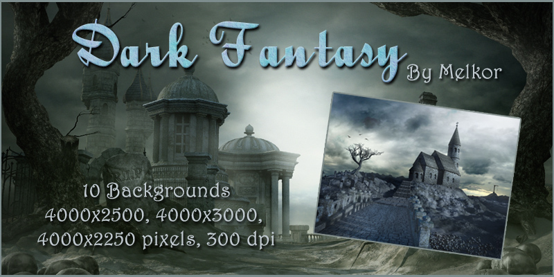 Dark Fantasy Backgrounds