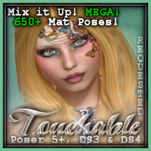Touchable Ocean Wave Hair Themed -Wolfie-