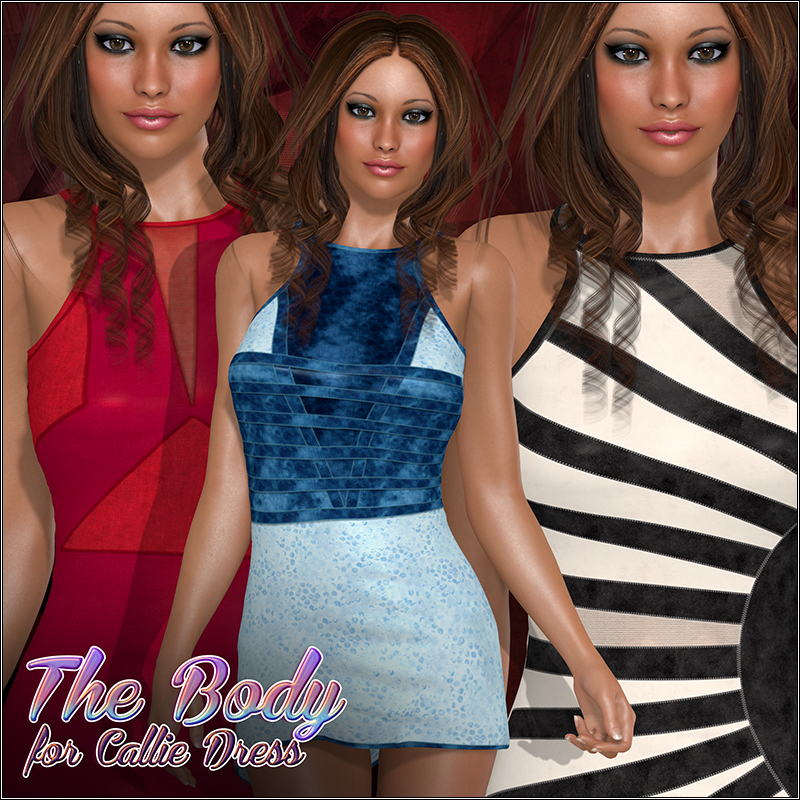 The Body for Callie Dress