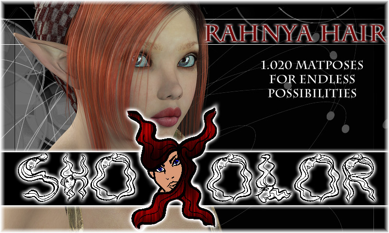 ShoXoloR for Rahnya Hair