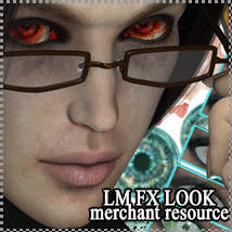 LM FX LOOK Merchant Resource 2D Graphics luciferino