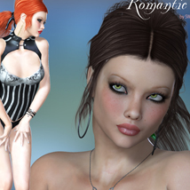 Romantic Tail Hair for V4 and G1 image 3